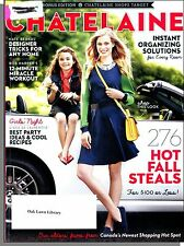 Chatelaine Shops Target - 2013 - 276 Hot Fall Steals, Designer Tricks For Home