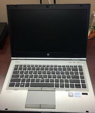 HP EliteBook 8470P Laptop i5 3320M 2.7 GHz 4GB 320GB DVDRW No OS