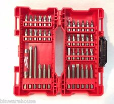 Milwaukee 48-32-1551 NEW 42 Pc. Magnetic Screw Driver Driving Bit Set