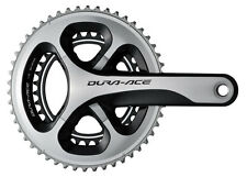 Shimano FC-9000 Dura-Ace 2x11 Speed Road Bike Crankset - 39/53 x 180mm