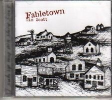 (DH264) Fabletown, Tim Scott - 2005 sealed CD