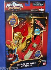 Power Rangers Mystic Force Fierce Dragon Morpher New with Lights and Sounds