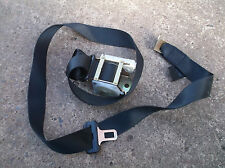 VAUXHALL TIGRA A DRIVERS SIDE OFFSIDE REAR SEAT BELT 1994-2000 BACK SEATBELT O/S