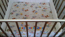 playpen vintage antique retro wooden crib baby child infant 1940s 1950s 1960s