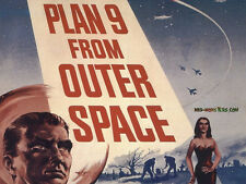Plan 9 From Outer Space - 1958 - DVD