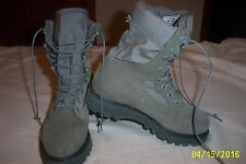 NEW,WOMENS,CORCORAN,MILITARY,6 1/2 M,GREEN SAGE,BOOTS,VIBRAM,MADE IN USA,8705