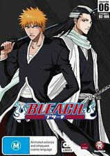Bleach : Collection 6 (DVD, 2011, 3-Disc Set) Episodes 92 - 109 New Unsealed