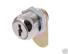 16mm CAM LOCK - Mailbox Drawer Cupboard Cabinet Toolbox Lock Focus