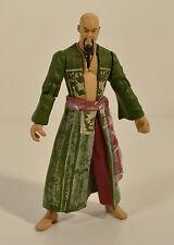 "2007 Captain Sao Feng 4"" Zizzle Action Figure Disney Pirates Of The Caribbean"