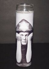 ALEISTER CROWLEY Church Memorial Altar Prayer Candle 7 Day THELEMA Free Shipping