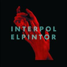 INTERPOL El Pintor - LP / BLACK VINYL + Download - Rel.Date / VÖ - 05.09.