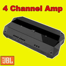 JBL voiture/van club d amp amplifer 4 quatre multi channel construit en véhicules multisegments neuve