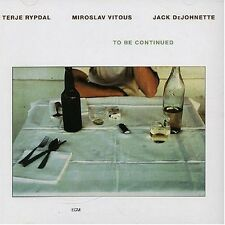 To Be Continued - Terje Rypdal (2007, CD NEUF)