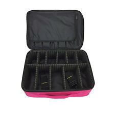 Professional Makeup Bag Cosmetic Case Handle Organizer Storage Artist Travel Kit