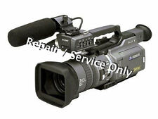 REPAIR / SERVICE for SONY DSR-VX1000 3CCD Video Camera (*READ 1st*)
