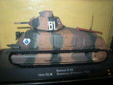 1:43 Somua S-35 1ere DLM Quesnoy France 1940 VP