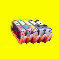 5 REFILLABLE INK CARTRIDGE no chip FOR HP 364 C309 HP364 C5380 C6380 C6383 C6300