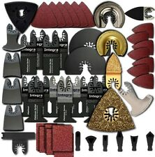 FM154; 239pc: Variety Pack Oscillating MultiTool Saw Blade fits Fein Multimaster