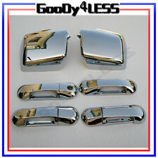 07-10 FORD EXPLORER+SPORT TRAC Mountaineer CHROME MIRROR Door Handle COVERS Set