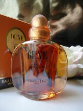 DIOR DUNE EDT 50ml 1.7 fl.oz RARE VINTAGE 1988 RELEASE NEW BOTTLE CREASED BOX