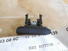 NEW BMW OEM 99-07 X5 Center Console Armrest Key Button 51167124139 SHIPS TODAY!