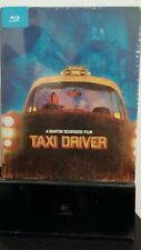 Taxi Driver (1976) (Blu-ray Disc, Steelbook Edition) - Brand New - Free Shipping