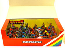 18 Britains Deetail Mounted Turks - 1st version mint in counter pack box 7749