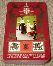 VINTAGE 1969 DECK OF WORSHIPFUL COMPANY PLAYING CARDS - PRINCE OF WALES