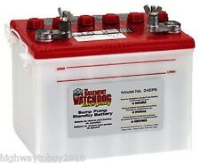 Glentronics 24EP6 Basement Watchdog 6 Hr Deep Cycle Sump Pump Emergency Battery