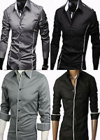 GL FASHIONS Designed Mens Casual Dress Shirts Collection UK size S-XXL (UK Post)