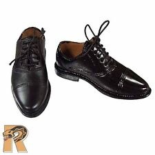 Winston Churchill - Dress Shoes - 1/6 Scale - DID Action Figures