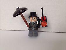 Lego Minifigure Super Heroes Batman II Penguin w/ Umbrella & Remote sh096 76010
