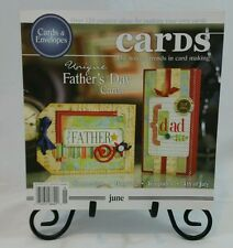 Cards Specialty Magazine Book June Papercrafting Card Making Idea Book