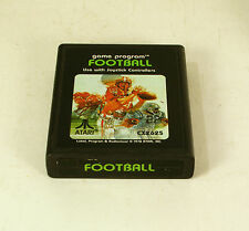 Vintage  Atari 2600 game Football Tested and Working