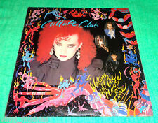 Made In U,S,A.:CULTURE CLUB - Waking Up With The House On Fire LP,Boy George