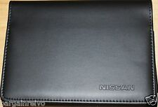 NISSAN MICRA NOTE JUKE QASHQAI LEAF X-TRAIL GENUINE WALLET FOLDER BRAND NEW !!!