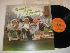 LP/REMEMBER YOU`RE A WOMBLE/CBS 80191 + Insert