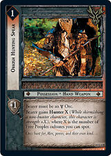 Lord of the Rings LOTR TCG The Hunters 15U114 Orkish Hunting Spear