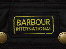 Women's Barbour Summer Vintage International Quilt Jacket Size 6 XS Genuine