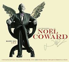 The Treasures of Noel Coward by Barry Day (2012, Hardcover in Slip Case)