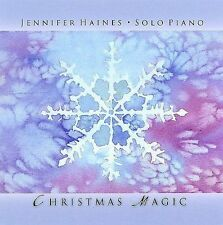 Christmas Magic: Solo Piano by Jennifer Haines