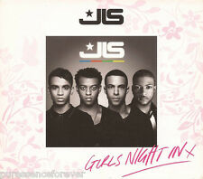 JLS - JLS (UK 13 Trk CD Album/Girls Night In Slipcase)