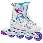 Roller Derby Stinger 5.2 Adjustable Inline Skates/Rollerblades Girls/Kids US12-2