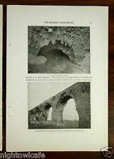 MERITS AND PERMANENCY OF THE MASORY ARCH BRIDGE Buel Illustrated Article 1899