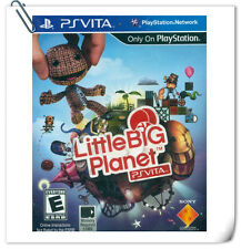 PSV SONY PlayStation VITA Little Big Planet PS Vita SCE Platform