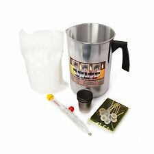 Candle Pot Pour Making Kit Palm Hobbies Supplies Soapmaking Crafts Accessories