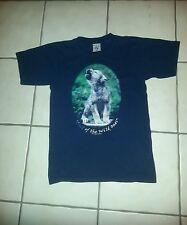 "T-SHIRT;S;LOGO:""Call of the Wild Ones"";Earth Foundation;  USA Made"