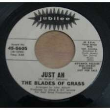 THE BLADES OF GRASS - Help / Just Ah Psych US 45 Jubilee 68' Cover Beatles