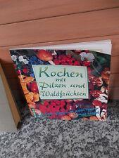 Kochen mit Pilzen und Waldfrüchten, von Gertrude Kreipel, aus dem Norka Verlag