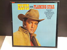 ELVIS PRESLEY sings Flaming star CL 42669